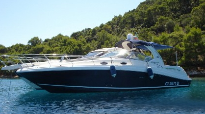 motorboat rental croatia