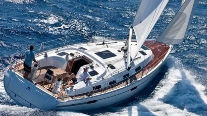 sailing boat rental italy